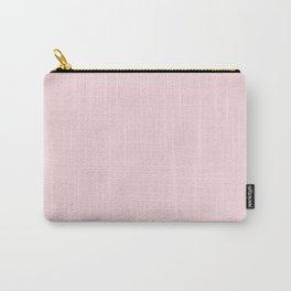 Vibrant Bouquet ~ Pale Pink Carry-All Pouch