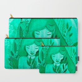 mutual green love Carry-All Pouch
