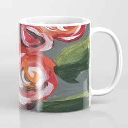 Flirty Floral Coffee Mug