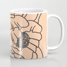 The Earth is Yours - Peach Coffee Mug