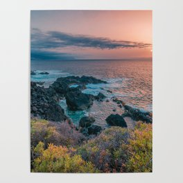 Tenerife, Spain #society6 #decor #buyart Poster