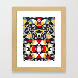 Colly no.1 Framed Art Print