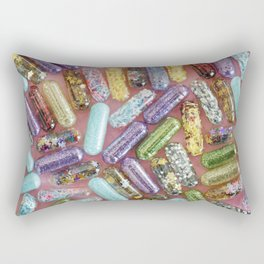 Take a Chill Pill Rectangular Pillow