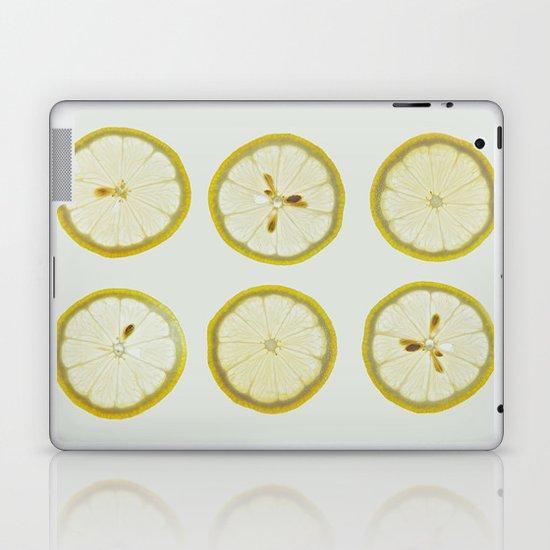 Lemon Square Laptop & iPad Skin