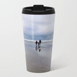 Beachy Days... Travel Mug