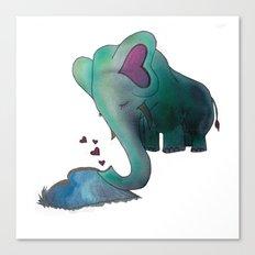 Big Love #2 Canvas Print