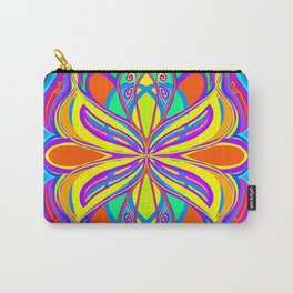 Pop Art Scarab Carry-All Pouch