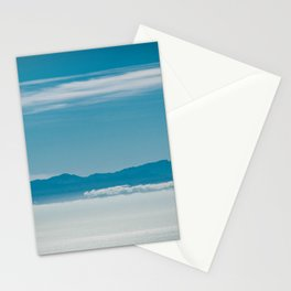 Somewhere Over the Clouds Stationery Cards