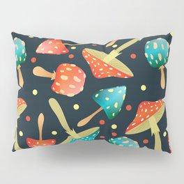 Bright mushrooms Pillow Sham