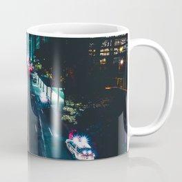 New York City Night Life (Color) Coffee Mug