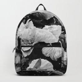 Spring Flowers  B&W Backpack