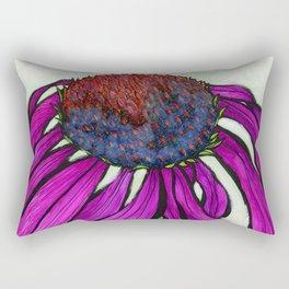 Coneflower 1 Rectangular Pillow