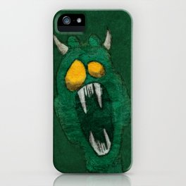 Demon Inside iPhone Case