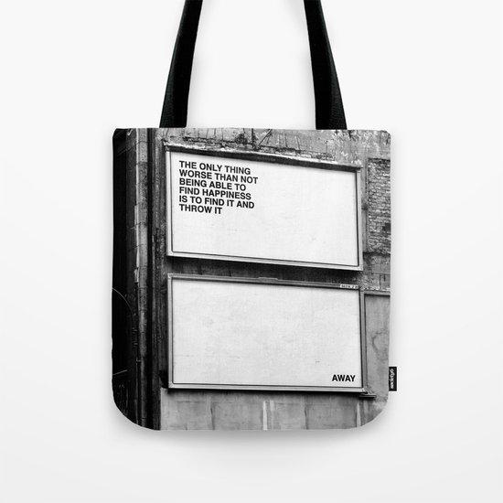 Billboard Fantasies #1 Tote Bag