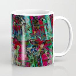 Psychedelic windows Coffee Mug