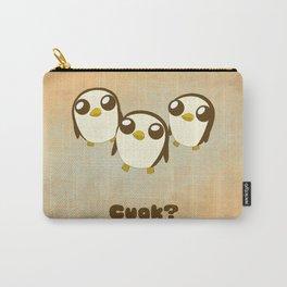 Gunter penguins - Cuak? Carry-All Pouch