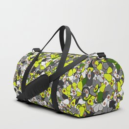 Avocado camouflage Duffle Bag