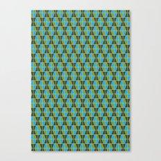 Tile Pattern 1 Canvas Print