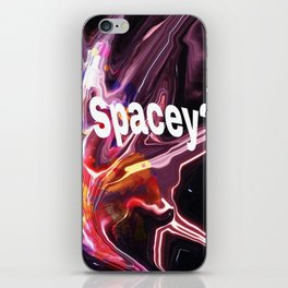 Feeling Spacey? iPhone Skin