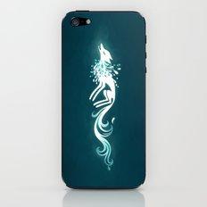 Light Fox iPhone & iPod Skin