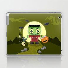 Frankie goes to Halloween Laptop & iPad Skin