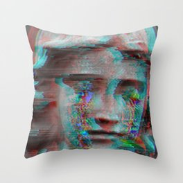Lostangel Throw Pillow