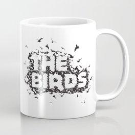 The Birds movie Coffee Mug