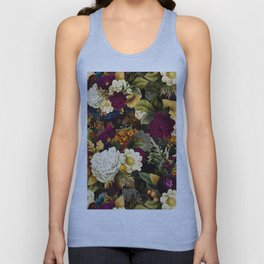 Vintage & Shabby Chic - Night Affaire I Unisex Tank Top