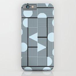 Geometrica 25 iPhone Case
