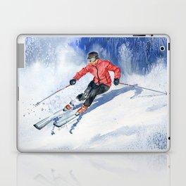 Winter Sport Laptop & iPad Skin
