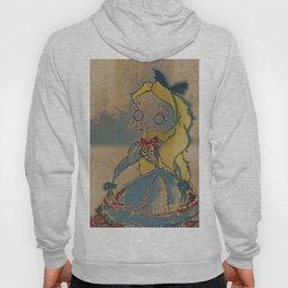Velvetesque Dolls • Wonderland Collection #1B Hoody