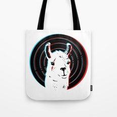 Llamalook Tote Bag