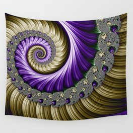 The Magic Shell Wall Tapestry