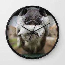 Mmmmm Wall Clock