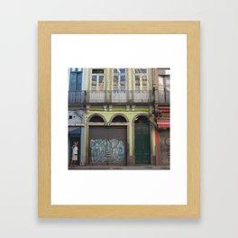 rio de janeiro, 24 Framed Art Print