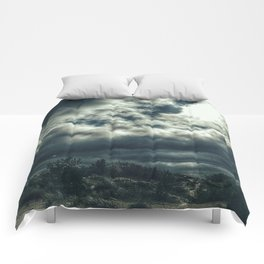 Thunder is coming Comforters