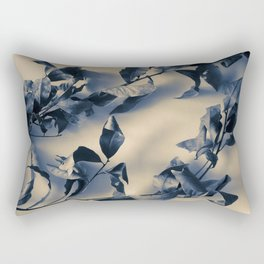 Bay leaves Rectangular Pillow