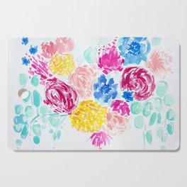 Kelley's Garden Cutting Board