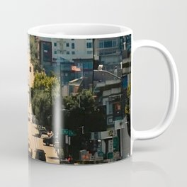 It's a Cubist's World Coffee Mug