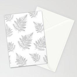 Farn Pattern Stationery Cards