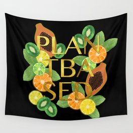 Plant Based Fruit Wall Tapestry