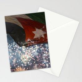 Jordan Fireworks Stationery Cards