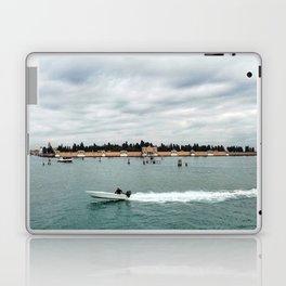 San Michele Island - Venice Laptop & iPad Skin
