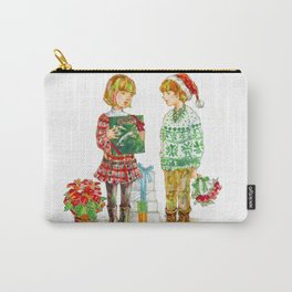 Pop Kids at Christmas Time vol.1 Carry-All Pouch