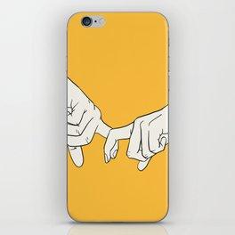 HANDS 5 iPhone Skin