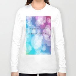 Charisma Bokeh Long Sleeve T-shirt