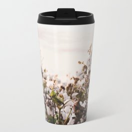 Cotton Field 6 Travel Mug