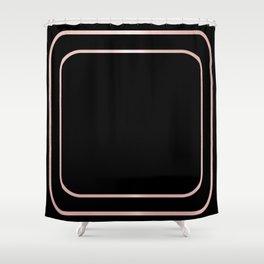 Moderne 3 Shower Curtain