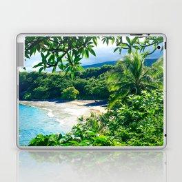 Hamoa Beach Hana Maui Hawaii Laptop & iPad Skin