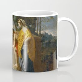 Nicolas Poussin - Et in Arcadia ego (deuxième version) Coffee Mug